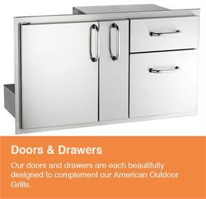 Door and Drawer Accessories