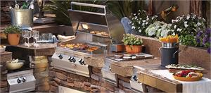 FireMagic Aurora Grill Collection