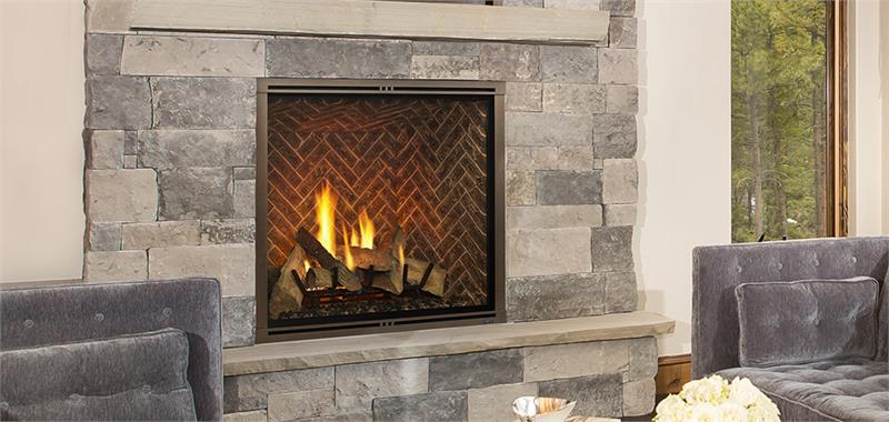 Marquis Ii Clear View 42 Quot Direct Vent Majestic Gas Fireplace