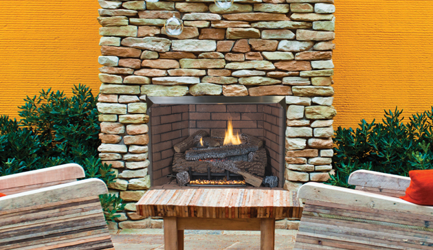 Outdoor Vent Free Firebox 32 Quot Paneled By Superior Vre4032