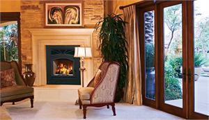 Wood Burning EPA Certified Fireplace with Powerful Catalytic Heating by Superior WRT4826