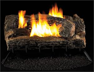 Superior Pro Series Multi Sided Vent Free Gas Log Set with Burner