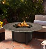 Carmel Round with Pebble Granite Top