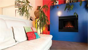 FMI Electric Fireplace Heater