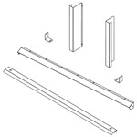 LVSTI Linear Vent-Free See-Thru Conversion Kit